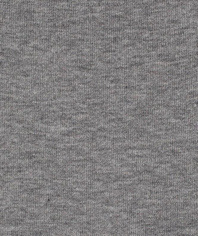Chaussettes Jersey Coton Gris