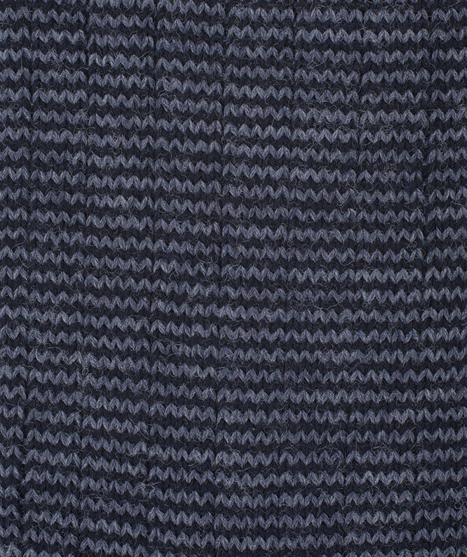 Chaussettes Inusables Coton Bleu
