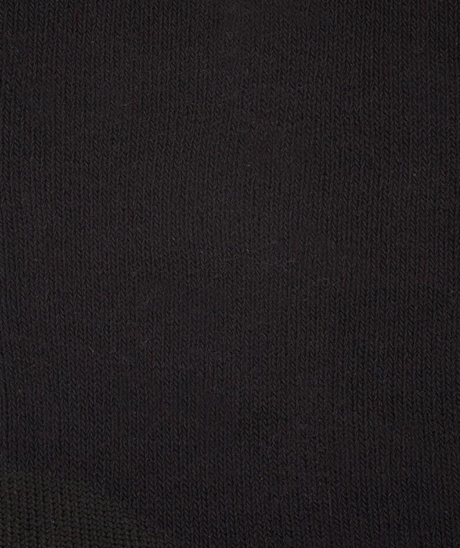Chaussettes Spécial chaussures de sécurité bouclette Coton Noir