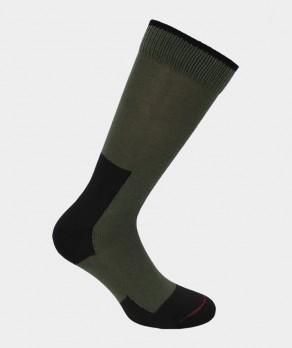 Chaussettes Spécial chaussures de sécurité jersey Coton Vert