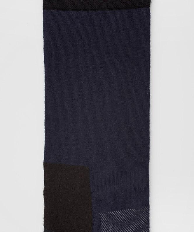 Chaussettes Randonnée Polyester Bleu