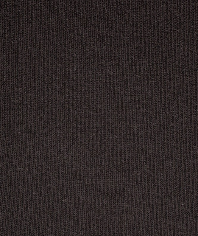 Chaussettes Non comprimantes Laine Marron