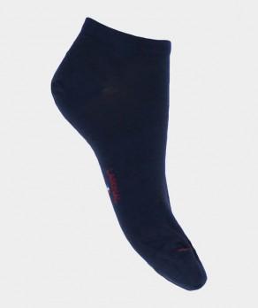 Mini-socquettes Jersey Coton Bleu