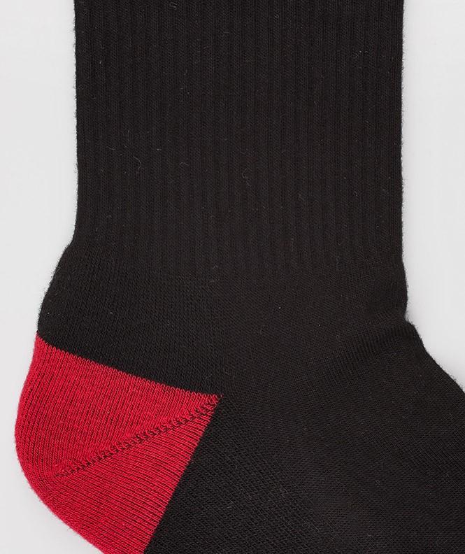 Chaussettes Anti-moustiques bouclette Polyester Noir