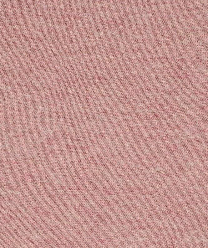 Chaussettes Jersey Angora Rose