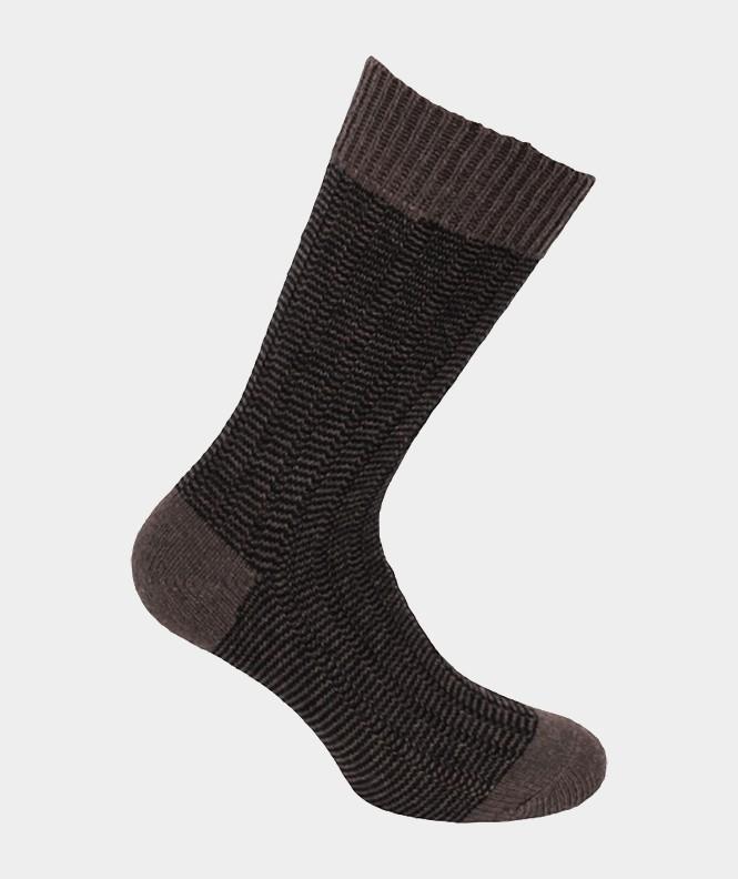 Chaussettes Inusables Coton Noir