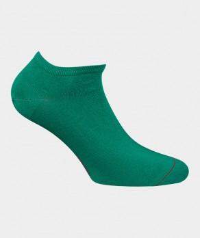 Mini-socquettes Unies jersey Coton Vert