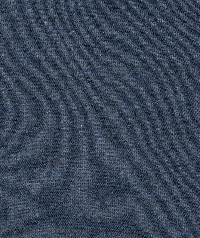 Chaussettes Unies jersey Coton Bleu