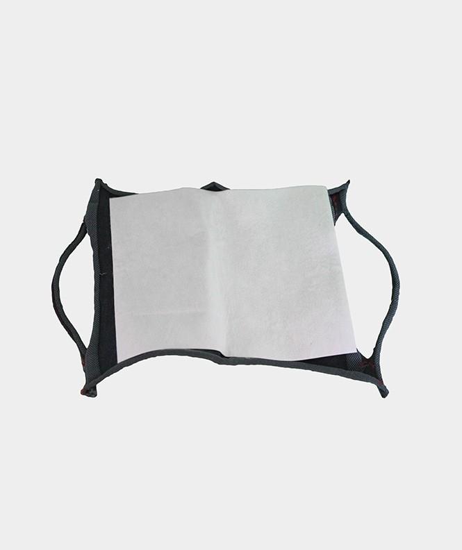 Masque barrière Uni Coton
