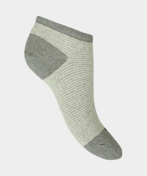 Mini-socquettes Chinées bio Coton Gris