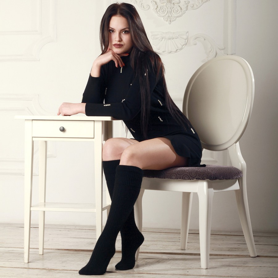 Chaussettes femme - Collection automne hiver 2020